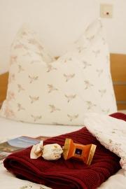 Schlafzimmer Fewo Pfaffenstein